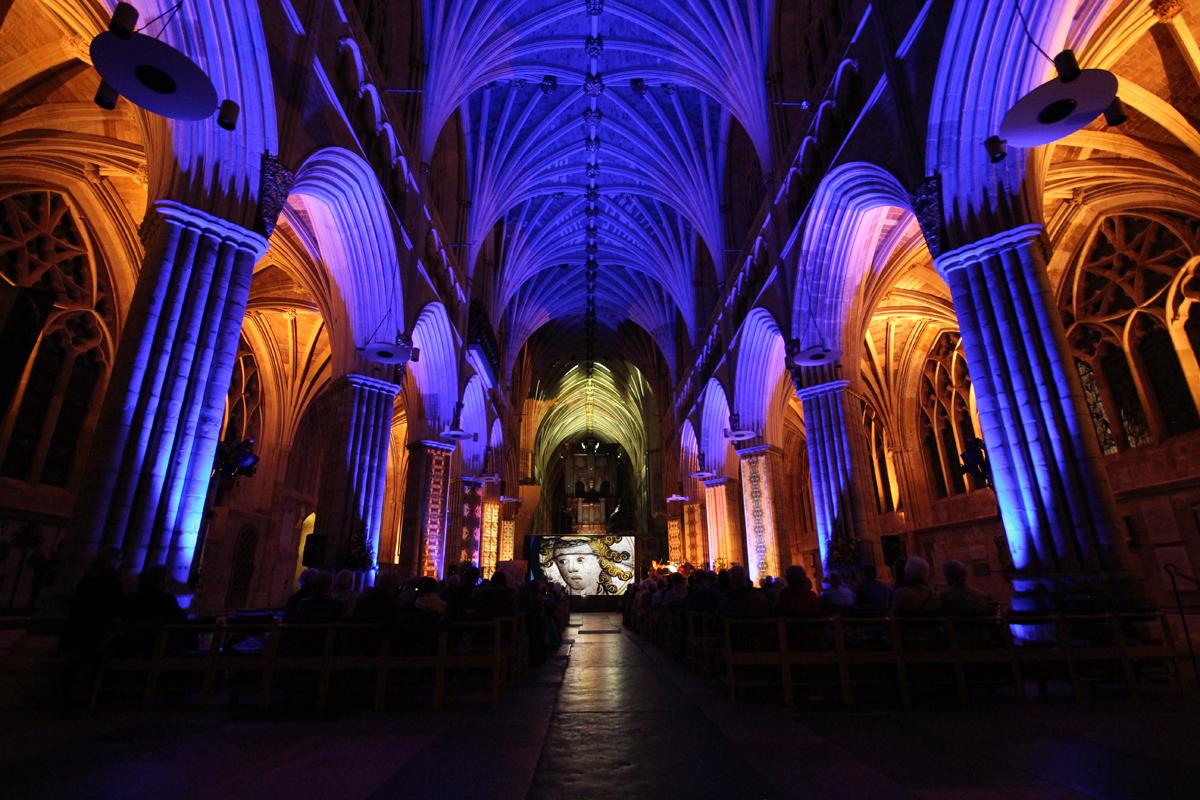 900 Years of Light performance